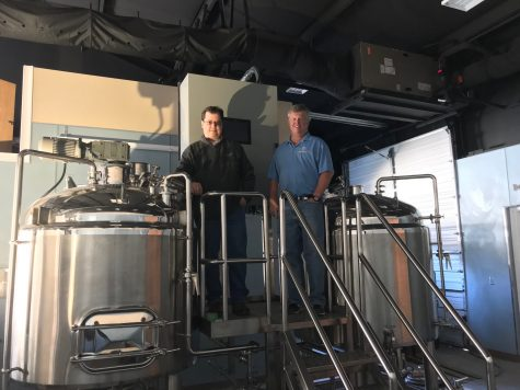 'People talking, drinking good beer': Wilmington's new Mad Mole Brewing will keep things intimate